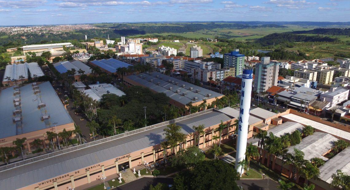 Imagem da Uiversidade de Marília