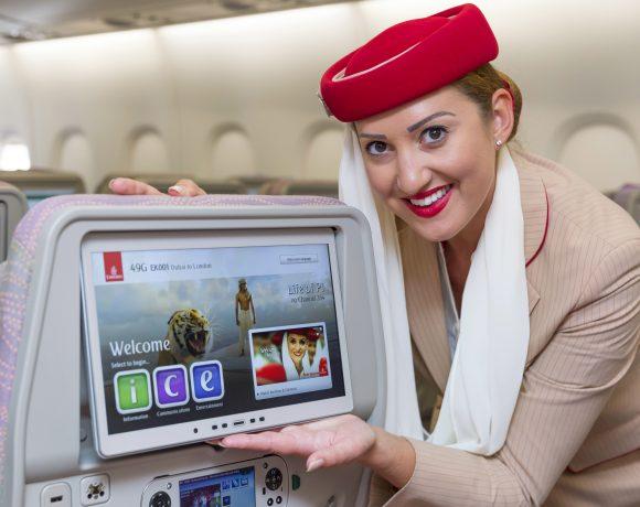 Emirates Airline seleciona comissários de bordo
