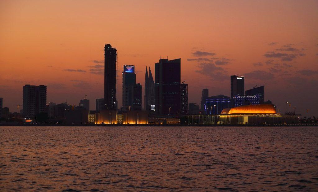Manama, no Bahrein