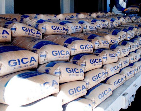 Gica é a estatal de cimento da Argélia