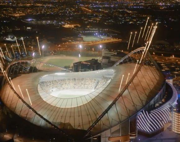 Doha, no Catar, receb o Qatar Live
