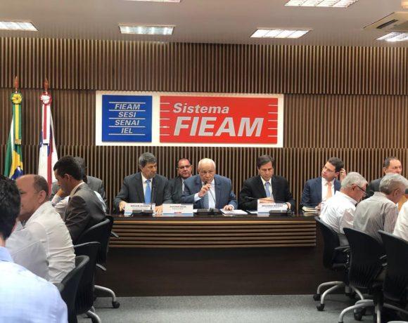 Seminário na Federação das Indústrias do Estado do Amazonas reuniu empresários com embaixadores árabes