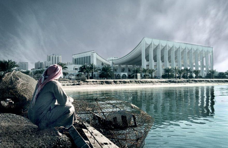 Foto da Semana Cultural do Kuwait