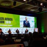 Tamer Mansour no Fórum Brasil África
