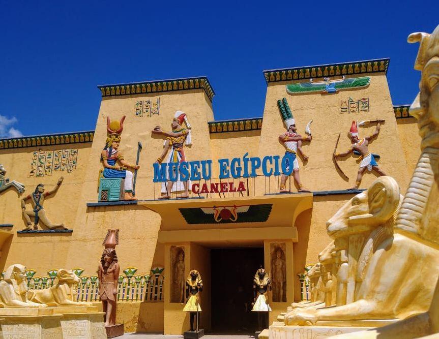 Museu Egípcio abre as portas em Canela - Agência de Notícias Brasil-Árabe (ANBA)