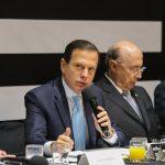 O governador de São Paulo, João Doria, vai liderar missão empresarial a Dubai em fevereiro