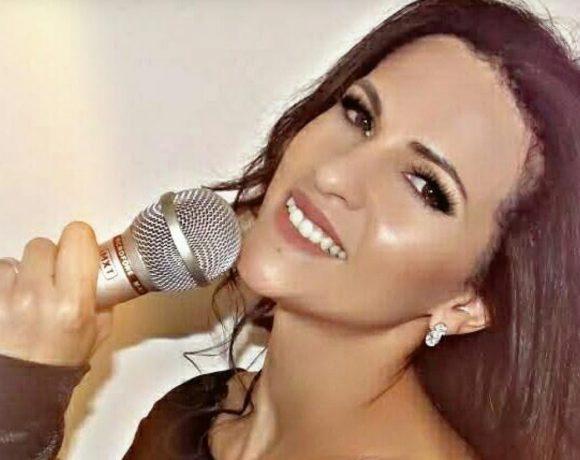A cantora Rhanna