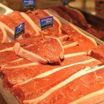 Carne bovina em alta