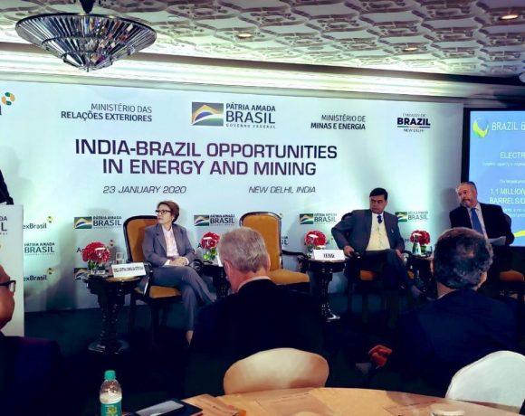 Brasil quer parceria com Índia para tornar etanol commodity