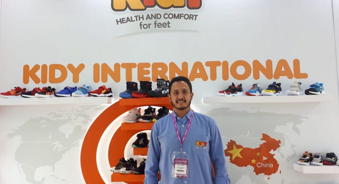 Rodrigo Nunes, gerente de exportação da Kidy