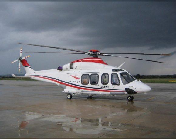 Abu Dhabi Avation tem frota de 48 helicópteros