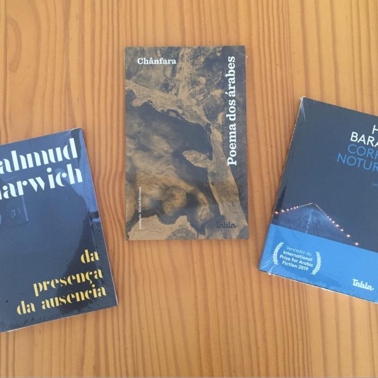 #ANBA 14 – Literatura árabe no Brasil: Editora Tabla