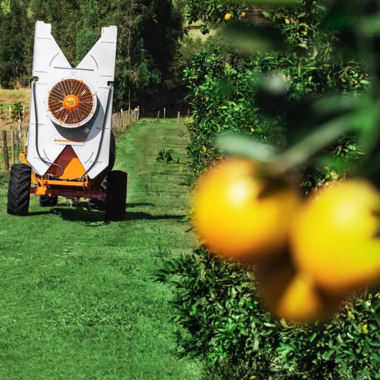 #ANBA 15 – Máquinas agrícolas brasileiras em solo árabe