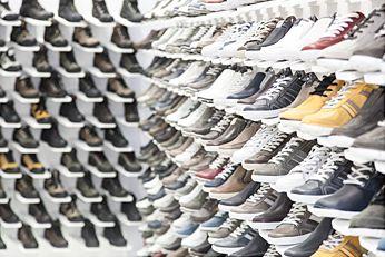 Exportação de calçados está em queda