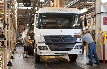 UAE purchases 14 Brazilian trucks - ANBA News Agency